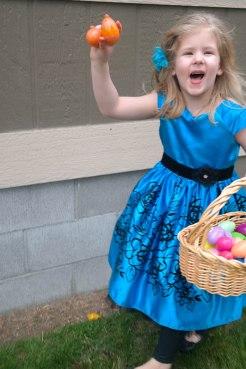 Bonnie Jean's Easter war cry